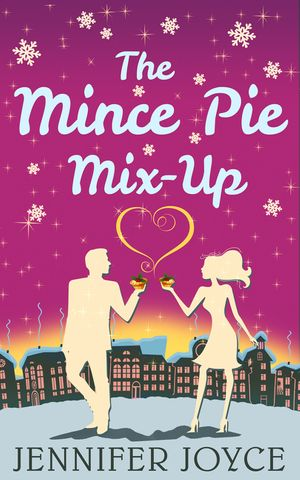 The Mince Pie Mix-Up book image