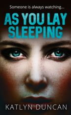 As You Lay Sleeping eBook DGO by Katlyn Duncan