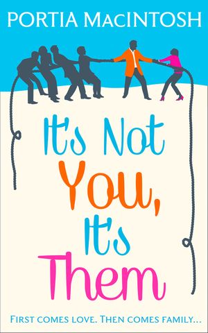 It's Not You, It's Them book image