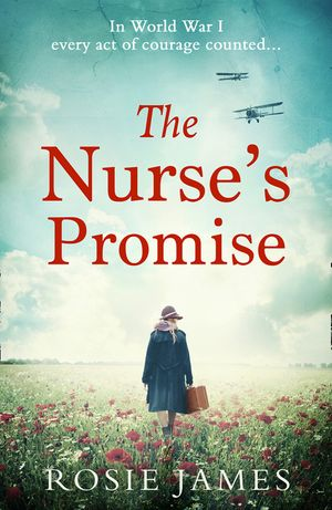 Front Line Nurse: An emotional first world war saga full of hope book image