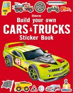 Build Your Own Cars and Trucks Paperback  by Simon Tudhope