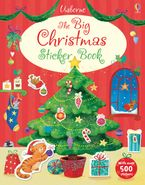 Big Christmas Sticker book Paperback  by Various