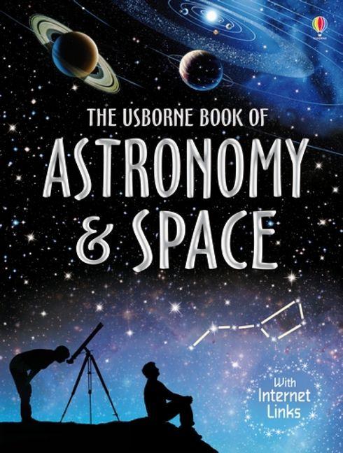 Book of Astronomy and Space | Harper Collins Australia