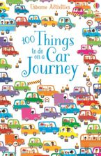 OVER 100 THINGS TO DO ON A CAR JOURNEY Paperback  by Various