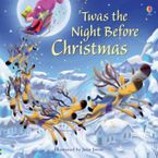 TWAS THE NIGHT BEFORE CHRISTMAS Paperback  by Lesley Sims