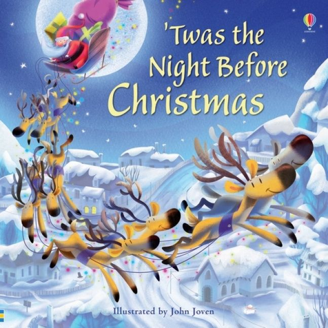 twas the night before christmas harpercollins australia