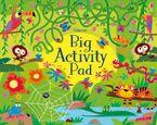 BIG ACTIVITY PAD Paperback  by Kirsteen Robson