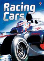 BEGINNERS PLUS/RACING CARS Paperback  by Katie Daynes