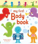 My First Body Book Paperback  by Matthew Oldham