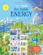 SEE INSIDE ENERGY Hardcover  by Alice James