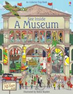 See Inside a Museum BB Paperback  by Matthew Oldham