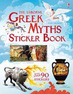 GREEK MYTHS STICKER BOOK Paperback  by Rosie Dickins