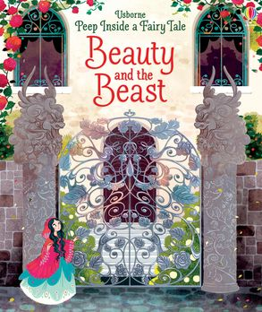 beauty inside the beast Beauty and the beast  the merchant finds tables inside laden with food and drink,  the beast asks beauty to marry him,.
