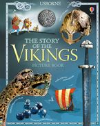 THE STORY OF THE VIKINGS PICTURE BOOK Hardcover  by MEGAN CULLIS