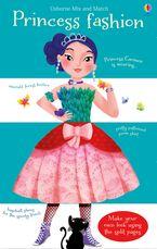 PRINCESS FASHION Paperback  by Sam Taplin