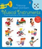 LISTEN AND LEARN/MUSICAL INSTRUMENTS Hardcover  by Kirsteen Robson
