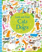 PICTURE PUZZLES/CATS AND DOGS PICTURE PUZZLE BOOK Hardcover  by Kirsteen Robson