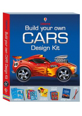 BUILD YOUR OWN CARS DESIGN KIT