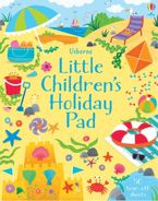 LITTLE CHILDRENS HOLIDAY PAD Paperback  by Kirsteen Robson