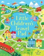 Little Children's Travel Pad Paperback  by Kirsteen Robson