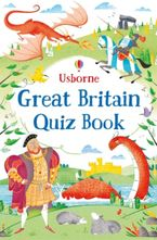 GREAT BRITAIN QUIZ BOOK Paperback  by Sam Smith