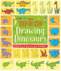 step-by-step-drawing-dinosaurs