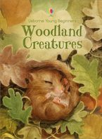 WOODLAND CREATURES Hardcover  by Emily Bone