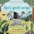 Apes Great Escape Paperback  by Russell Punter