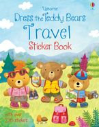 Felicity Brooks - Dress the Teddy Bears Travel Sticker Book