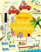 Wipe-Clean Travel Activities Paperback  by Kirsteen Robson