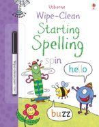 Wipe-Clean Starting Spelling - Jane Bingham