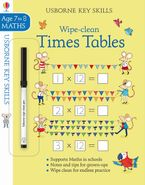 Wipe-Clean Times Tables 7-8 - Holly Bathie