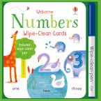 WIPE-CLEAN NUMBER CARDS Paperback  by Felicity Brooks
