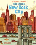 See Inside New York City Paperback  by JONATHAN MELMOTH