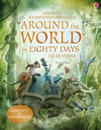ILLUSTRATED ORIGINALS/AROUND THE WORLD IN 80 DAYS
