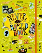 Never Get Bored Book Paperback  by James Maclaine