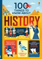 100 Things to Know About History Hardcover  by TBC