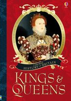 KINGS AND QUEENS Hardcover  by RUTH BROCKLEHURST