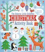 Little Children's Christmas Activity Book - James Maclaine