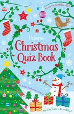 CHRISTMAS QUIZ BOOK Paperback  by USBORNE