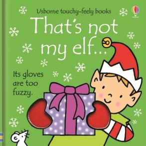 Cover image - That's Not My Elf