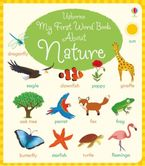 My First Word Book About Nature Hardcover  by Holly Bathie