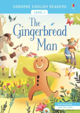 ENGLISH READRS THE GINGERBREAD MAN
