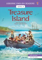 ENGLISH READERS TREASURE ISLAND Paperback  by MAIRI MACKINNON
