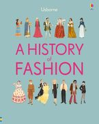 STORY OF FASHION Hardcover  by Laura Cowan