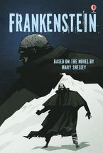 Young Reading Frankenstein Hardcover  by HENRY BROOK