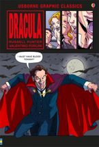 GRAPHIC CLASSICS/DRACULA Hardcover  by Russell Punter