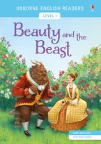 ENGLISH READERS BEAUTY AND THE BEAST Paperback  by MAIRI MACKINNON
