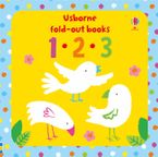 FOLD OUT 123 BB Hardcover  by Fiona Watt