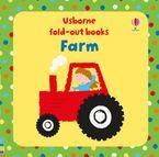 FOLD OUT FARM BB Hardcover  by Fiona Watt
